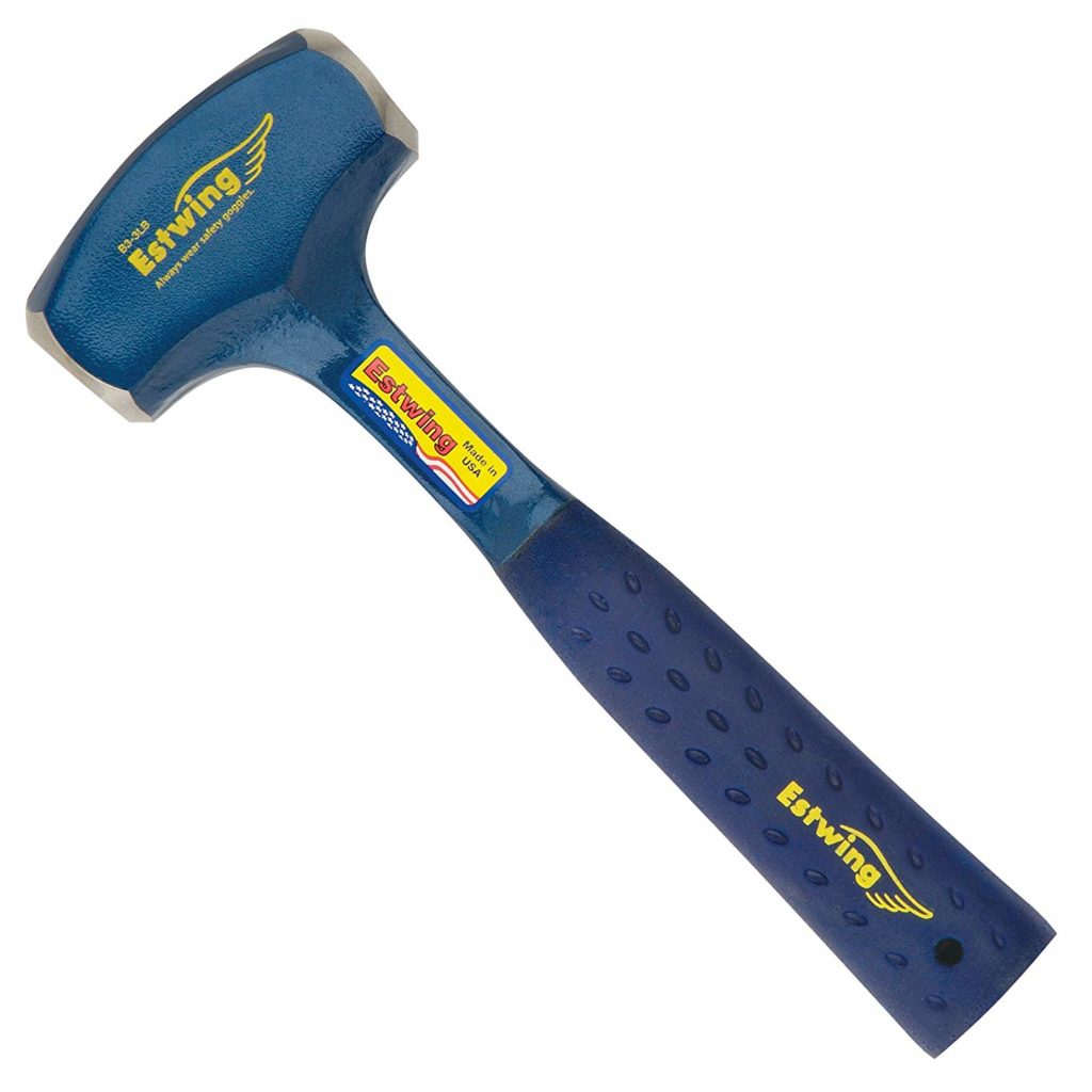 Estwing 3 lb hand drilling hammer